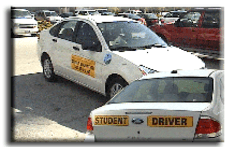 Drivers Training Cars